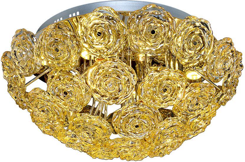 Люстра Максисвет Диамант, 14 х LED;E14, 40W. 1-2523-10+4-CR Y LED+E141-2523-10+4-CR Y LED+E14Шикарная серия потолочных люстр в коллекции «Диамант» представлена новинками 2522, 2523 с элементами флористики. Присутствие растительных мотивов с цветами сделает любую комнату намного уютнее и утонченнее:- новая серия потолочных люстр представлена в двух вариантов цветов – насыщенный фиолетовый и нежный бежевый. - люстры укомплектованы, дополнительно к основному источнику света, светодиодными сменными модулями. В комплекте люстры также предусмотрен пульт дистанционного управления.