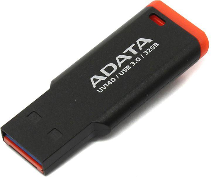 ADATA UV140 32GB, Black Red USB-накопитель23325Оснащенная уникальной мини-застежкой и выпускаемая в компактном корпусе без крышки свысокоскоростнымразъемом USB 3.0, сверхлегкая флэшка ADATA UV140 весьма эффективна, удобна и проста виспользовании. Сфлэшкой UV140 у вас начнется совершенно другая жизнь!Удобный накопитель с застежкойUV140 сверху оборудована мини-застежкой и может легко пристегиваться к папкам, книгам,ремешкам и к чемуугодно. Компактная и удобная флэшка UV140 - это аксессуар для успешных людей. Удобный для переноски безколпачковый дизайн с отверстием для шнуркаБезколпачковый дизайн UV140 означает, что вам не придется беспокоиться о потере крышки.Через отверстиена конце флэшки UV140 ее можно прикрепить к брелоку для ключей, и она станет удобнымспутником вашейжизни.Легкая и компактная, качественная и универсальнаяМатовое покрытие корпуса UV140 - немаркое и нецарапаемое. Это компактное, легкопристегивающееся иотстегивающееся устройство имеет длину всего 4,3 мм и ширину 8 мм.Флэшка UV140 оснащена USB-разъемом, отвечающим требованиям высокоскоростногостандарта USB 3.0,который обеспечивает высокие скорости передачи и полностью совместим со стандартом USB2.0. Выпускаютсямодели UV140 емкостью в 16 ГБ, 32 ГБ и 64 ГБ для более полного удовлетворения вашихпотребностей внакопителях с различным объемом памяти.Интерфейс: USB 3.0 (обратно совместим с USB 2.0) Системные требования: Windows 2000/XP/Vista/7/8/8.1/10Mac OS X 10.6 (и выше) Linux Kernel 2.6 (и выше)
