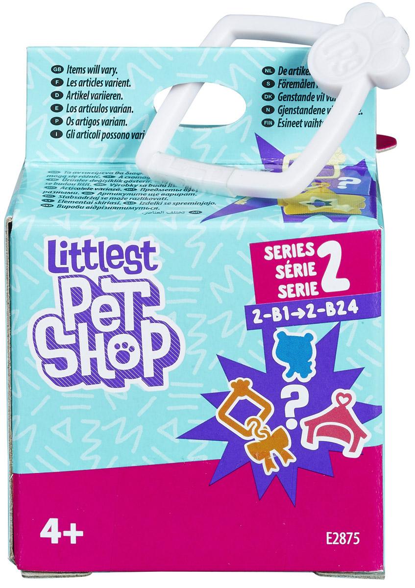 Littlest Pet Shop Набор игрушек Пет в стильной коробочке фигурка littlest pet shop зверюшка в закрытой упаковке 5 см в ассортименте