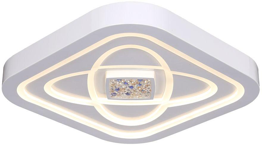 Люстра Riforma Hi-Tech, 1 х LED, 90W. 1-5002-WH Y LED1-5002-WH Y LEDКАЧЕСТВО ПОКРЫТИЯ. При покрытии корпуса светильников RiForma применяют новейшие технологииокрашивания и гальваники. Благодаря тщательной предварительной обработке поверхности и качественномупокрытию достигается равномерная и гладкая поверхность.НАДЕЖНОСТЬ ЭЛЕКТРИКИ. Электрика светильников RiForma соответствует европейским стандартам. Все проводапроходят тщательный контроль качества. Каждый провод должен иметь надежную изоляцию и диаметр сеченияне менее 0,75 мм. Это позволяет гарантировать безопасность и долговечность продукции.КАЧЕСТВО ПЛАФОНОВ. Все плафоны RiForma выполнены из прочного стекла либо акрила. При сборке светильниковиспользуются только отборные плафоны высшего сорта. На производстве каждый плафон проходит ручную проверку.Это исключает возможность сколов и брака.КАЧЕСТВО ХРУСТАЛЯ. В светильниках RiForma используется только качественный хрусталь высокой плотности.Благодаря сложной огранке хрустальные элементы приобретают яркий, лучистый блеск.Тщательная шлифовка придает хрусталю большуюпрозрачность,предохраняет от оседания пыли и загрязнений.