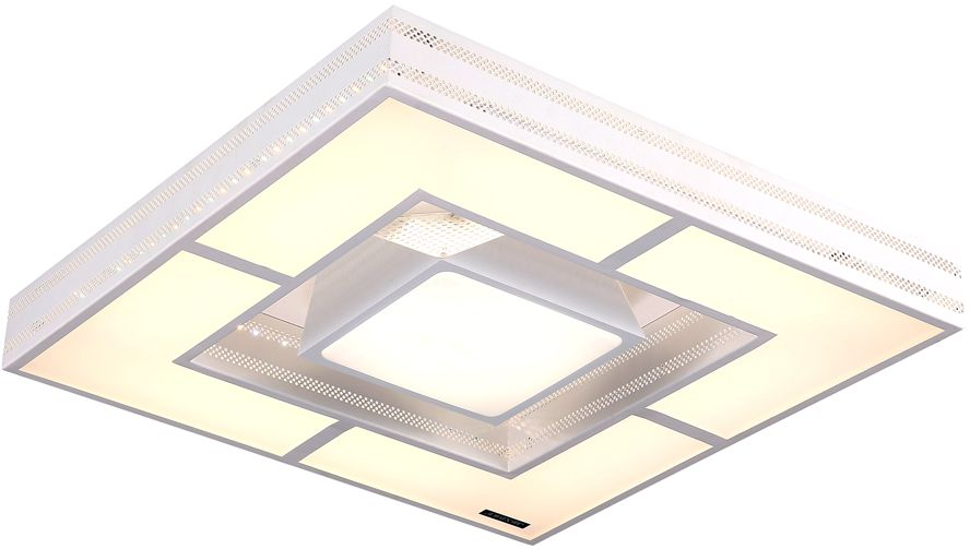 Люстра Riforma Hi-Tech, 1 х LED, 54W. 1-5012-WH Y LED1-5012-WH Y LEDКАЧЕСТВО ПОКРЫТИЯ. При покрытии корпуса светильников RiForma применяют новейшие технологииокрашивания и гальваники. Благодаря тщательной предварительной обработке поверхности и качественномупокрытию достигается равномерная и гладкая поверхность.НАДЕЖНОСТЬ ЭЛЕКТРИКИ. Электрика светильников RiForma соответствует европейским стандартам. Все проводапроходят тщательный контроль качества. Каждый провод должен иметь надежную изоляцию и диаметр сеченияне менее 0,75 мм. Это позволяет гарантировать безопасность и долговечность продукции.КАЧЕСТВО ПЛАФОНОВ. Все плафоны RiForma выполнены из прочного стекла либо акрила. При сборке светильниковиспользуются только отборные плафоны высшего сорта. На производстве каждый плафон проходит ручную проверку.Это исключает возможность сколов и брака.КАЧЕСТВО ХРУСТАЛЯ. В светильниках RiForma используется только качественный хрусталь высокой плотности.Благодаря сложной огранке хрустальные элементы приобретают яркий, лучистый блеск.Тщательная шлифовка придает хрусталю большуюпрозрачность,предохраняет от оседания пыли и загрязнений.