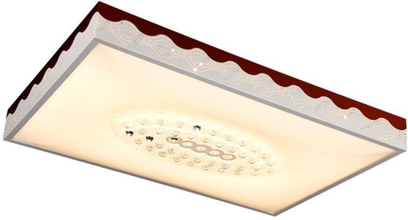 Люстра Riforma Hi-Tech, 1 х LED, 80W. 1-5032-WH+BR Y LED1-5032-WH+BR Y LEDКАЧЕСТВО ПОКРЫТИЯ. При покрытии корпуса светильников RiForma применяют новейшие технологииокрашивания и гальваники. Благодаря тщательной предварительной обработке поверхности и качественномупокрытию достигается равномерная и гладкая поверхность.НАДЕЖНОСТЬ ЭЛЕКТРИКИ. Электрика светильников RiForma соответствует европейским стандартам. Все проводапроходят тщательный контроль качества. Каждый провод должен иметь надежную изоляцию и диаметр сеченияне менее 0,75 мм. Это позволяет гарантировать безопасность и долговечность продукции.КАЧЕСТВО ПЛАФОНОВ. Все плафоны RiForma выполнены из прочного стекла либо акрила. При сборке светильниковиспользуются только отборные плафоны высшего сорта. На производстве каждый плафон проходит ручную проверку.Это исключает возможность сколов и брака.КАЧЕСТВО ХРУСТАЛЯ. В светильниках RiForma используется только качественный хрусталь высокой плотности.Благодаря сложной огранке хрустальные элементы приобретают яркий, лучистый блеск.Тщательная шлифовка придает хрусталю большуюпрозрачность,предохраняет от оседания пыли и загрязнений.