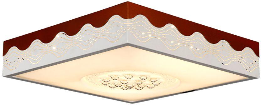 Люстра Riforma Hi-Tech, 1 х LED, 54W. 1-5035-WH+BR Y LED1-5035-WH+BR Y LEDКАЧЕСТВО ПОКРЫТИЯ. При покрытии корпуса светильников RiForma применяют новейшие технологииокрашивания и гальваники. Благодаря тщательной предварительной обработке поверхности и качественномупокрытию достигается равномерная и гладкая поверхность.НАДЕЖНОСТЬ ЭЛЕКТРИКИ. Электрика светильников RiForma соответствует европейским стандартам. Все проводапроходят тщательный контроль качества. Каждый провод должен иметь надежную изоляцию и диаметр сеченияне менее 0,75 мм. Это позволяет гарантировать безопасность и долговечность продукции.КАЧЕСТВО ПЛАФОНОВ. Все плафоны RiForma выполнены из прочного стекла либо акрила. При сборке светильниковиспользуются только отборные плафоны высшего сорта. На производстве каждый плафон проходит ручную проверку.Это исключает возможность сколов и брака.КАЧЕСТВО ХРУСТАЛЯ. В светильниках RiForma используется только качественный хрусталь высокой плотности.Благодаря сложной огранке хрустальные элементы приобретают яркий, лучистый блеск.Тщательная шлифовка придает хрусталю большуюпрозрачность,предохраняет от оседания пыли и загрязнений.