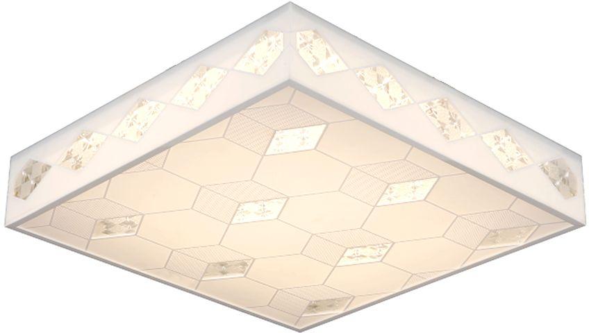 Люстра Riforma Hi-Tech, 1 х LED, 54W. 1-5036-WH LED1-5036-WH LEDКАЧЕСТВО ПОКРЫТИЯ. При покрытии корпуса светильников RiForma применяют новейшие технологииокрашивания и гальваники. Благодаря тщательной предварительной обработке поверхности и качественномупокрытию достигается равномерная и гладкая поверхность.НАДЕЖНОСТЬ ЭЛЕКТРИКИ. Электрика светильников RiForma соответствует европейским стандартам. Все проводапроходят тщательный контроль качества. Каждый провод должен иметь надежную изоляцию и диаметр сеченияне менее 0,75 мм. Это позволяет гарантировать безопасность и долговечность продукции.КАЧЕСТВО ПЛАФОНОВ. Все плафоны RiForma выполнены из прочного стекла либо акрила. При сборке светильниковиспользуются только отборные плафоны высшего сорта. На производстве каждый плафон проходит ручную проверку.Это исключает возможность сколов и брака.КАЧЕСТВО ХРУСТАЛЯ. В светильниках RiForma используется только качественный хрусталь высокой плотности.Благодаря сложной огранке хрустальные элементы приобретают яркий, лучистый блеск.Тщательная шлифовка придает хрусталю большуюпрозрачность,предохраняет от оседания пыли и загрязнений.