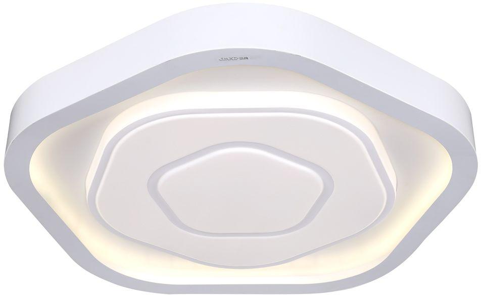 Люстра Riforma Hi-Tech, 1 х LED, 94W. 1-5052-WH Y LED1-5052-WH Y LEDКАЧЕСТВО ПОКРЫТИЯ. При покрытии корпуса светильников RiForma применяют новейшие технологииокрашивания и гальваники. Благодаря тщательной предварительной обработке поверхности и качественномупокрытию достигается равномерная и гладкая поверхность.НАДЕЖНОСТЬ ЭЛЕКТРИКИ. Электрика светильников RiForma соответствует европейским стандартам. Все проводапроходят тщательный контроль качества. Каждый провод должен иметь надежную изоляцию и диаметр сеченияне менее 0,75 мм. Это позволяет гарантировать безопасность и долговечность продукции.КАЧЕСТВО ПЛАФОНОВ. Все плафоны RiForma выполнены из прочного стекла либо акрила. При сборке светильниковиспользуются только отборные плафоны высшего сорта. На производстве каждый плафон проходит ручную проверку.Это исключает возможность сколов и брака.КАЧЕСТВО ХРУСТАЛЯ. В светильниках RiForma используется только качественный хрусталь высокой плотности.Благодаря сложной огранке хрустальные элементы приобретают яркий, лучистый блеск.Тщательная шлифовка придает хрусталю большуюпрозрачность,предохраняет от оседания пыли и загрязнений.