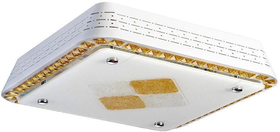 Люстра Riforma Hi-Tech, 1 х LED, 40W. 1-5053-WH Y LED1-5053-WH Y LEDКАЧЕСТВО ПОКРЫТИЯ. При покрытии корпуса светильников RiForma применяют новейшие технологииокрашивания и гальваники. Благодаря тщательной предварительной обработке поверхности и качественномупокрытию достигается равномерная и гладкая поверхность.НАДЕЖНОСТЬ ЭЛЕКТРИКИ. Электрика светильников RiForma соответствует европейским стандартам. Все проводапроходят тщательный контроль качества. Каждый провод должен иметь надежную изоляцию и диаметр сеченияне менее 0,75 мм. Это позволяет гарантировать безопасность и долговечность продукции.КАЧЕСТВО ПЛАФОНОВ. Все плафоны RiForma выполнены из прочного стекла либо акрила. При сборке светильниковиспользуются только отборные плафоны высшего сорта. На производстве каждый плафон проходит ручную проверку.Это исключает возможность сколов и брака.КАЧЕСТВО ХРУСТАЛЯ. В светильниках RiForma используется только качественный хрусталь высокой плотности.Благодаря сложной огранке хрустальные элементы приобретают яркий, лучистый блеск.Тщательная шлифовка придает хрусталю большуюпрозрачность,предохраняет от оседания пыли и загрязнений.