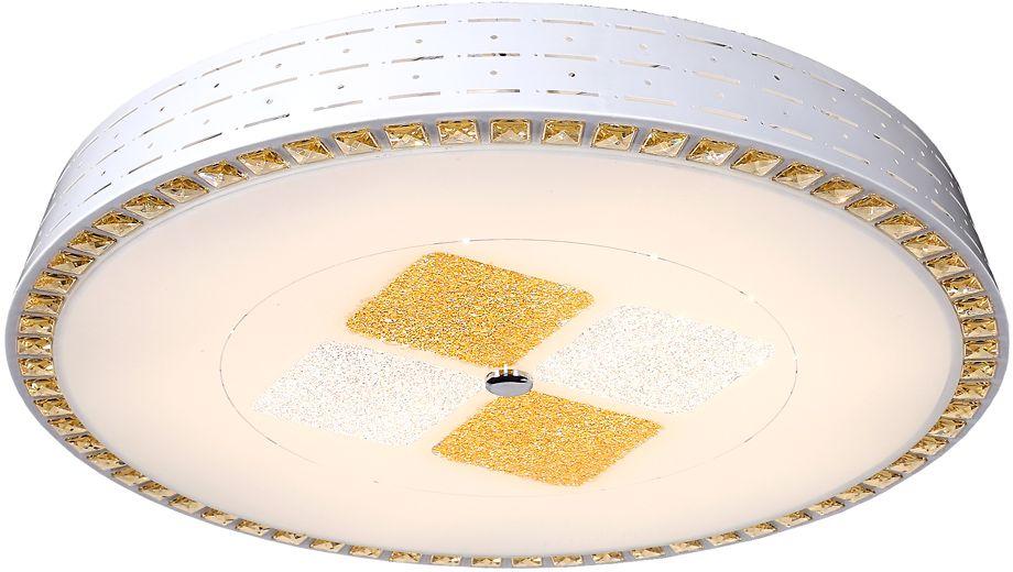Люстра Riforma  Hi-Tech , 1 х LED, 44W. 1-5054-WH Y LED -  Светильники