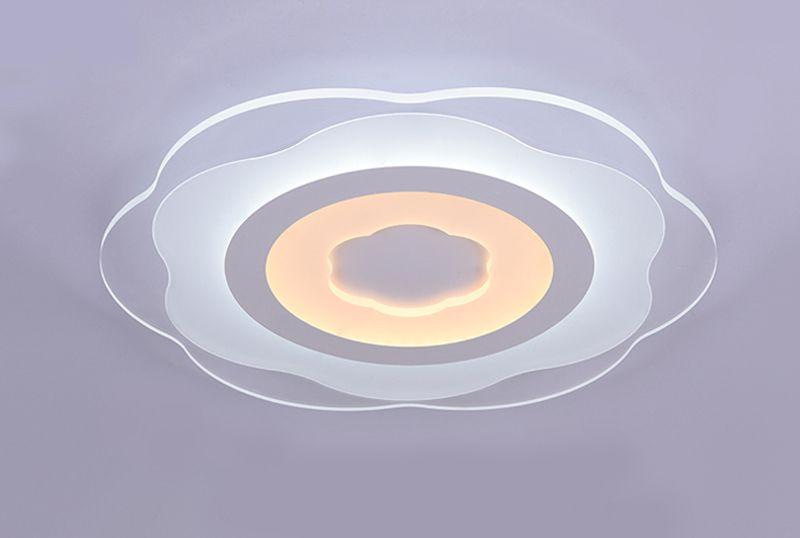 Люстра Riforma Hi-Tech, 1 х LED, 58W. 1-5457-WH LED
