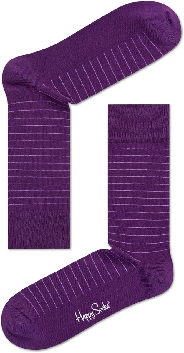 Носки Happy Socks Thin Stripe, цвет: мультиколор. SB01_505. Размер 29 (41/46)SB01_505