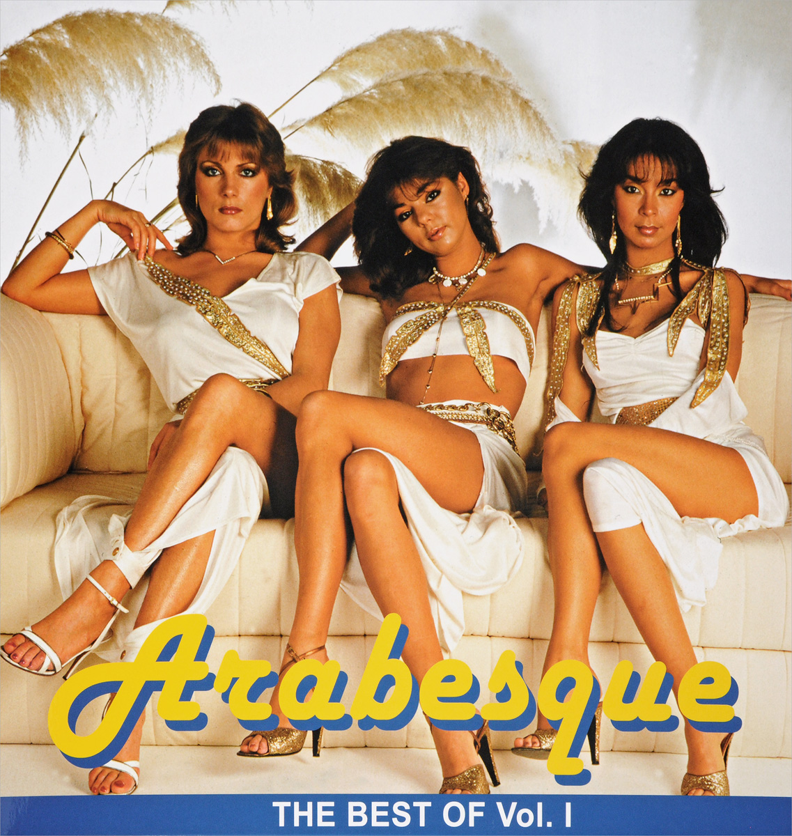 Arabesque Arabesque. The Best of Vol. I (LP) arabesque arabesque vii why no reply deluxe edition