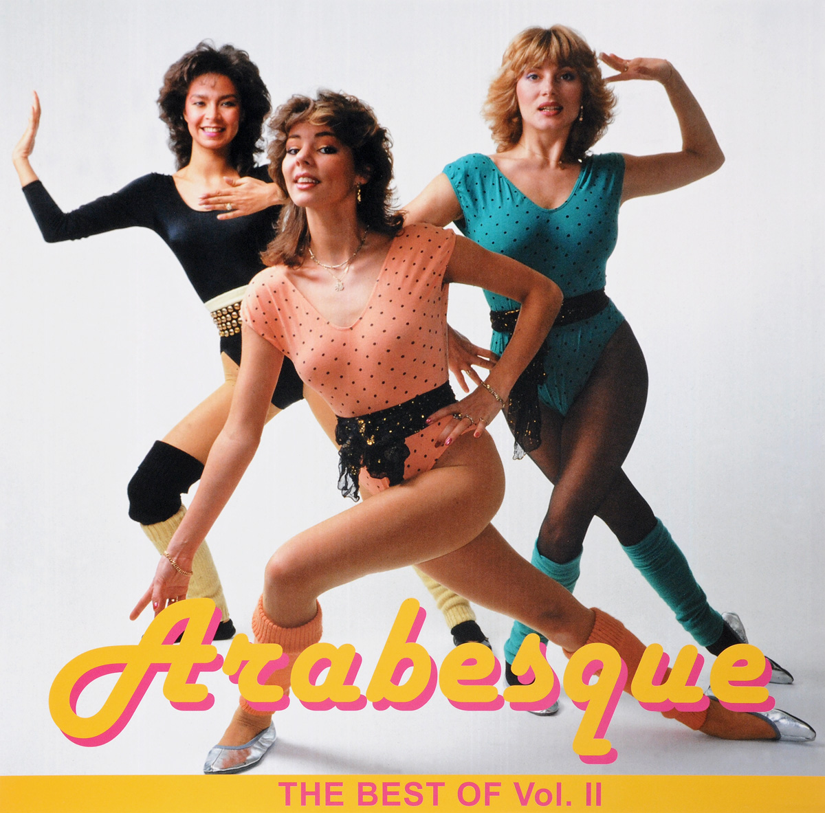Arabesque Arabesque. The Best of Vol. II (LP) arabesque arabesque vii why no reply deluxe edition