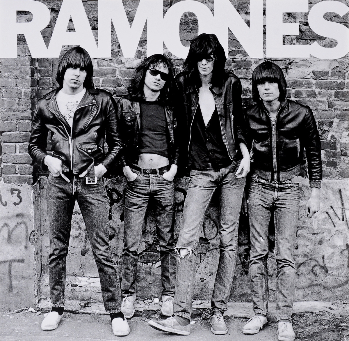 The Ramones Ramones. Ramones (Remastered) (LP) сумка красная keddo