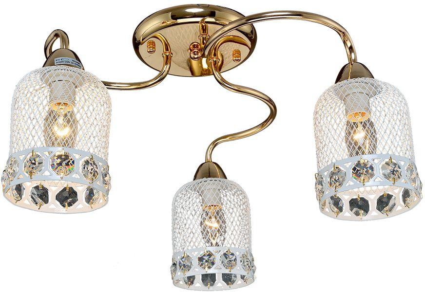 Люстра Максисвет Универсал, 3 х E14, 60W. 1-8553-3-FG E141-8553-3-FG E14В коллекции «Универсал» каждый сможет найти светильник на свой вкус и для любогопомещения: потолочные или подвесные люстры, с круглыми или квадратнымистеклянными плафонами, в форме фонариков или цветов.Разнообразные виды люстр и бра собраны в этой универсальной коллекции. Здесьпредставлены элегантные классические люстры, подвесы с плафонами из матового ипрозрачного стекла в стиле модерн, светильники с элементами ковки, текстильнымиабажурами и хрустальными декоративными элементами.Модели в коллекции «Универсал» объединяет демократичная цена, которая делаетразные по стилистике светильники одинаково доступными каждому покупателю.