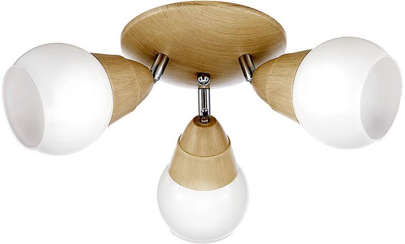 Серия поворотных спот-светильников коллекции Универсал:- выдувные белые глянцевые плафоны оригинальной формы- потолочное основание покрыто полимерным покрытием цвета светлого венге- поворотный механизм плафона выполнен в цвете блестящего хрома