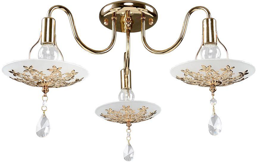 Люстра Максисвет Универсал, 3 х E14, 60W. 1-8640-3-FG Е141-8640-3-FG Е14В коллекции «Универсал» каждый сможет найти светильник на свой вкус и для любогопомещения: потолочные или подвесные люстры, с круглыми или квадратнымистеклянными плафонами, в форме фонариков или цветов.Разнообразные виды люстр и бра собраны в этой универсальной коллекции. Здесьпредставлены элегантные классические люстры, подвесы с плафонами из матового ипрозрачного стекла в стиле модерн, светильники с элементами ковки, текстильнымиабажурами и хрустальными декоративными элементами.Модели в коллекции «Универсал» объединяет демократичная цена, которая делаетразные по стилистике светильники одинаково доступными каждому покупателю.
