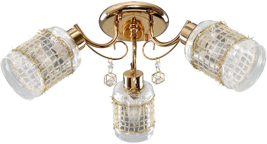 Люстра Максисвет Универсал, 3 х E14, 60W. 1-8880-3-FG E141-8880-3-FG E14В коллекции «Универсал» каждый сможет найти светильник на свой вкус и для любогопомещения: потолочные или подвесные люстры, с круглыми или квадратнымистеклянными плафонами, в форме фонариков или цветов.Разнообразные виды люстр и бра собраны в этой универсальной коллекции. Здесьпредставлены элегантные классические люстры, подвесы с плафонами из матового ипрозрачного стекла в стиле модерн, светильники с элементами ковки, текстильнымиабажурами и хрустальными декоративными элементами.Модели в коллекции «Универсал» объединяет демократичная цена, которая делаетразные по стилистике светильники одинаково доступными каждому покупателю.