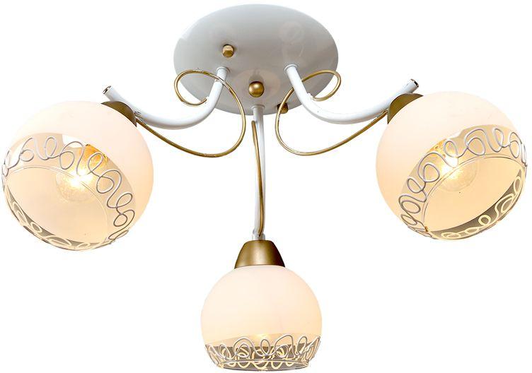 Люстра Максисвет Универсал, 3 х E14, 60W. 1-8995-3-WH+GL E141-8995-3-WH+GL E14В коллекции «Универсал» каждый сможет найти светильник на свой вкус и для любогопомещения: потолочные или подвесные люстры, с круглыми или квадратнымистеклянными плафонами, в форме фонариков или цветов.Разнообразные виды люстр и бра собраны в этой универсальной коллекции. Здесьпредставлены элегантные классические люстры, подвесы с плафонами из матового ипрозрачного стекла в стиле модерн, светильники с элементами ковки, текстильнымиабажурами и хрустальными декоративными элементами.Модели в коллекции «Универсал» объединяет демократичная цена, которая делаетразные по стилистике светильники одинаково доступными каждому покупателю.