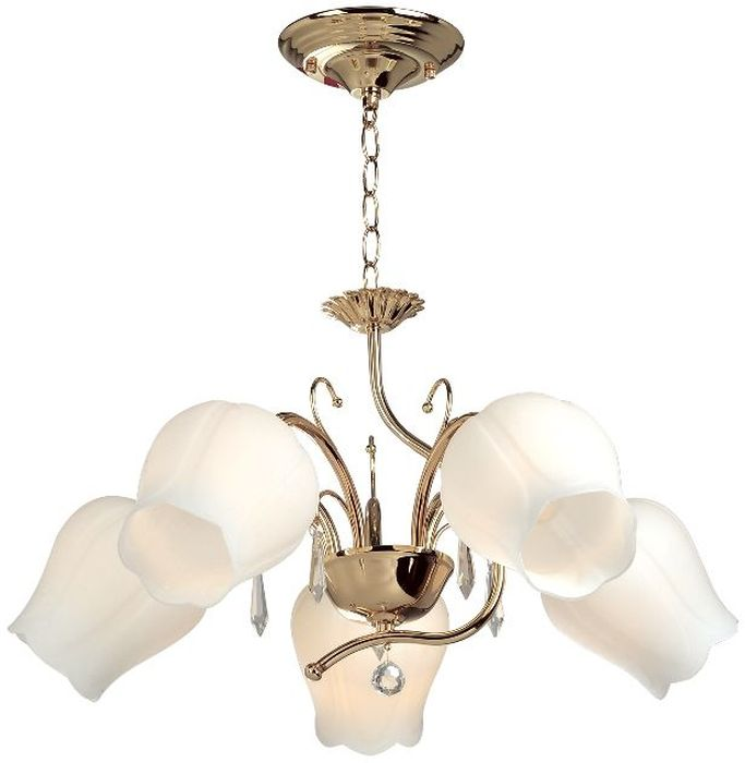 Люстра Максисвет Универсал, 5 х E27, 40W. 2-4654-5-FG E27 op lighting opple светодиодные люстры ресторана светильники висящие линейные светильники модная простая трехглавая люстра e27 лампа без света