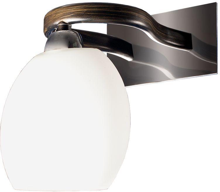 Бра Максисвет Еврокаркасы, 1 х E14, 40W. 3-2691-1-CR+DWE E143-2691-1-CR+DWE E14Коллекция «Еврокаркасы» – это стильные светильники европейского дизайна, которые идеально впишутся в современные интерьеры. Лаконичные формы воплощены в матовом, граненом и тонированном стекле, которое обрамляют каркасы насыщенных темно-коричневых, кофейных цветов, цвета античной бронзы и, конечно, цвета дерева венге. Наши светильники ориентированы на массовый спрос, так как идеально подходят для небольших по площади комнат с высотой потолка 2,50 – 2,70 м и гармонично сочетаются с корпусной мебелью широко распространенного цвета венге.