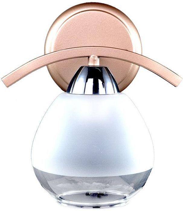 Бра Максисвет Еврокаркасы, 1 х E27, 60W. 3-3020-1-mattFG+CR E273-3020-1-mattFG+CR E27Коллекция «Еврокаркасы» – это стильные светильники европейского дизайна, которые идеально впишутся в современные интерьеры. Лаконичные формы воплощены в матовом, граненом и тонированном стекле, которое обрамляют каркасы насыщенных темно-коричневых, кофейных цветов, цвета античной бронзы и, конечно, цвета дерева венге. Наши светильники ориентированы на массовый спрос, так как идеально подходят для небольших по площади комнат с высотой потолка 2,50 – 2,70 м и гармонично сочетаются с корпусной мебелью широко распространенного цвета венге.