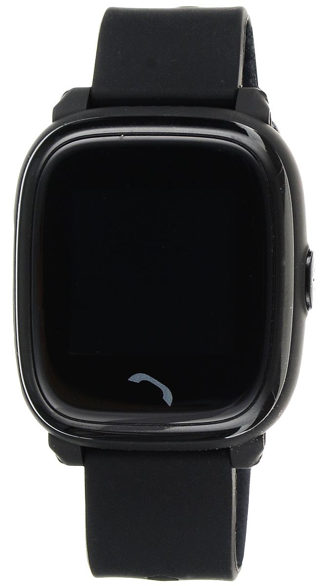TipTop 400ВЦС, Black детские часы-телефон527Детские умные часы-телефон TipTop с GPS – трекером созданы специально для детей и их родителей. С ними Вы всегда будете знать, где находится Ваш ребенок и что рядом с ним происходит. TipTop 400ВЦС - первая сенсорная полностью водонепроницаемая модель, хит продаж 2017 года.Как они работают и какие имеют преимущества?Управление часами происходит полностью через мобильное приложение, которое можно бесплатно скачать на AppStore или PlayMarket.Основные функции: 1. Родители с помощью мобильного приложения всегда видят на карте где находится их ребенок. 2. В часы вставляется сим - карта. Родители всегда могут позвонить на часы, также ребенок может позвонить с часов на 3 самых важных номера - мама, папа, бабушка. Также можно разрешать или запрещать номерам звонить на часы, например внести в список разрешенных звонков только номера телефонов близких и родных. 3. Родители могут слушать, что происходит рядом с ребенком - как няня обращается с ребенком, как ребенок отвечает на уроках и др. 4. На часах есть кнопка SOS - в случае опасности ребенок нажимает на эту кнопку и часы автоматически дозваниваются на все 3 номера - кто быстрее ответит. Также высылают сообщение родителям с координатами ребенка. 5. Возможность установить гео-забор - зону, за которую ребенку не следует выходить. Если ребенок вышел - приходит уведомление на телефон. 6. Фитнес-трекер – шагомер, пройденное расстояние, качество сна, потраченное количество калорий. И много других интересных и полезных функций!В каком возрасте ребенку особенно необходимы часы TipTop с функцией GPS? • Когда ребенок начинает ходить Уже с этого момента возникает опасность, что он может потеряться в многолюдных местах – супермаркете, аэропортах, вокзалах. Вы сможете отследить его месторасположение по GPS в любой момент. Напишите ФИО и Ваш телефон на ремешке часов, если Ваш малыш еще не умеет разговаривать. • С 3 до 8 лет Опасность потеряться в этом возрасте еще выше. Как правило, дети еще не 