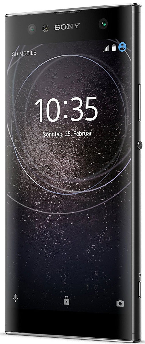 Sony Xperia XA2 Ultra, Black запчасти для мобильных телефонов sony xl39h xperia ultra