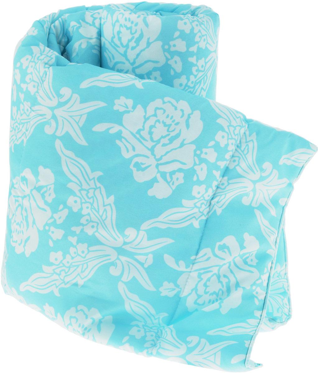 Одеяло Sleeper Дили, наполнитель: силиконизированное волокно, цвет: голубой, белый, 140 х 200 см22(13)323_голубой, белыйОдеяло Sleeper Дили подарит уютный и комфортный сон. Чехол одеялавыполнен из микрофибры, наполнитель - силиконизированное волокно.Изделие с синтетическим наполнителем:- не вызывает аллергических реакций;- воздухопроницаемо;- не впитывает запахи;- имеет удобную форму.Рекомендации по уходу:- Стирка при температуре не более 40°С.- Запрещается отбеливать, гладить. Материал чехла: микрофибра (100% полиэстер). Наполнитель: силиконизированное волокно. Масса наполнителя: 0,40 кг.