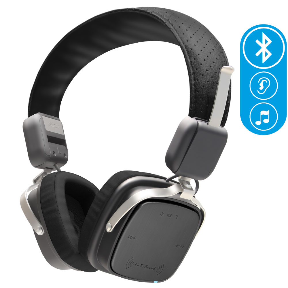 Ginzzu Headphone GM-571BT, Black наушники