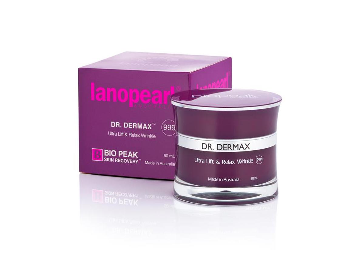 Lanopearl Крем ночной для лица Dr.Dermax, 50 млLB32NКрем содержит концентрированный аргирилин или «релаксатор для морщин», полученный из натурального белка, который помогает расслаблять мышцы лица и минимизировать появившиеся мимические морщины. Также помогает предотвратить образование новых морщин, удерживая влагу и увеличивая выработку коллагена и эластина в коже. Ваша кожа станет упругой, сияющей и молодой. • Расслабляет лицевые мышцы • Уменьшает действующие морщины • Препятствует образованию новых морщин