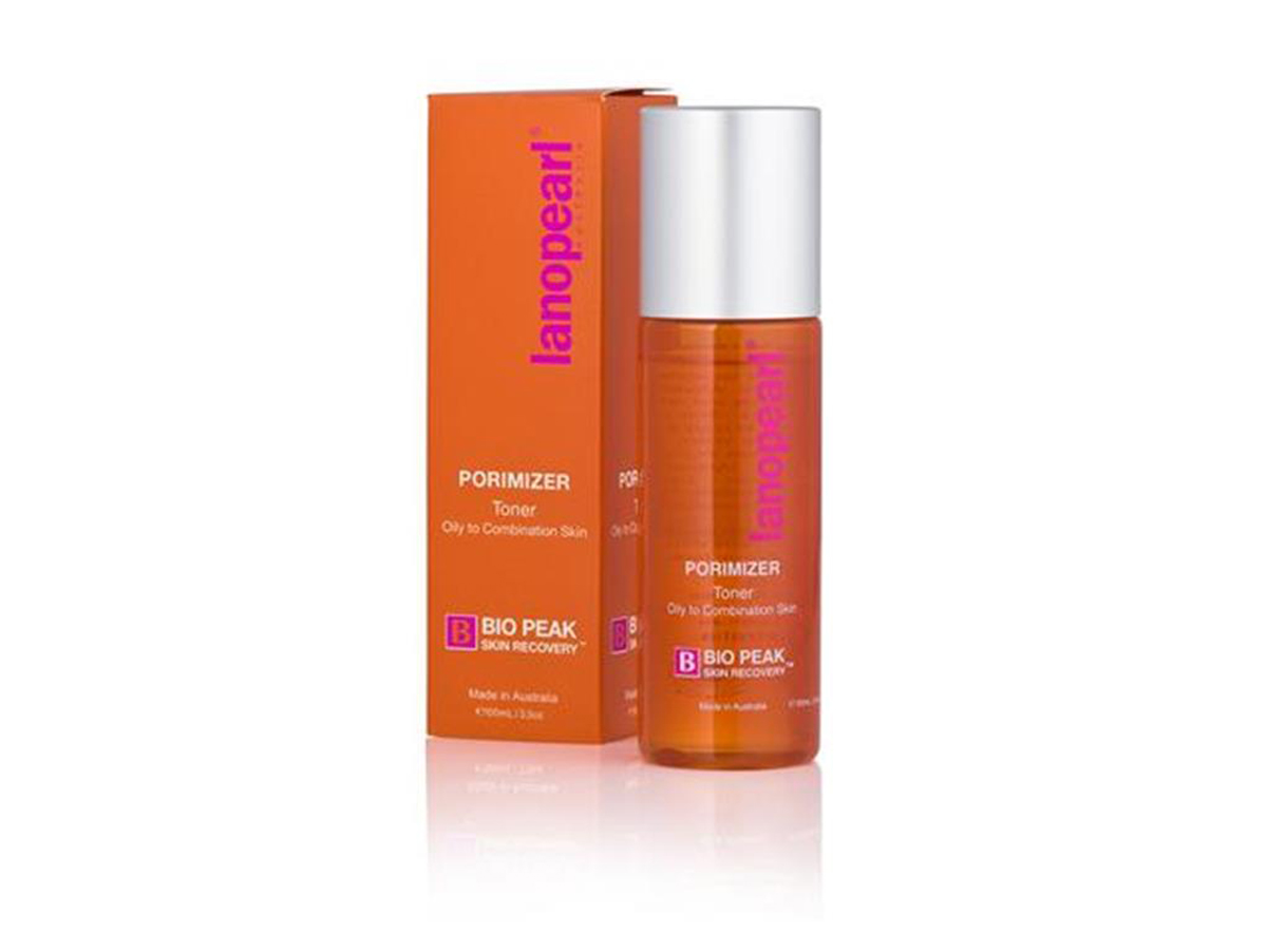 Lanopearl Тоник для снятия макияжа Porimizer Toner, 200 млLB55Это освежающий, не содержащий спирта тоник, который помогает удалить все следы макияжа сохраняя естественный баланс PH кожи. Аллантоин очищает кожу, гамамелис сужает и очищает поры, алоэ вера успокаивает и смягчает, делая кожу гладкой, свежей и готовой к увлажнению. • Удаляет все следы макияжа сохраняя естественный баланс PH • Делает кожу гладкой, свежей и готовой к увлажнению.
