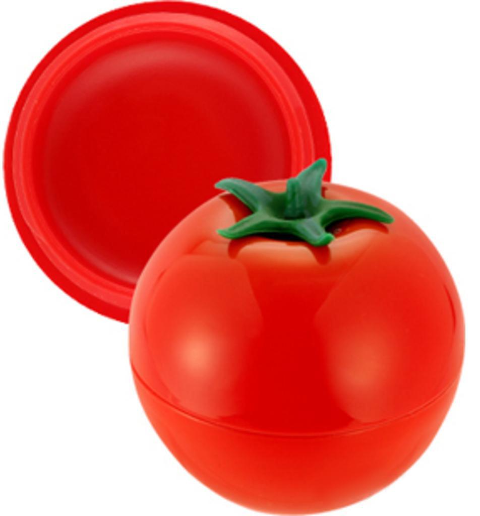 Tony Moly Увлажняющий бальзам для губ Mini Lip Balm Tomato, 7 г