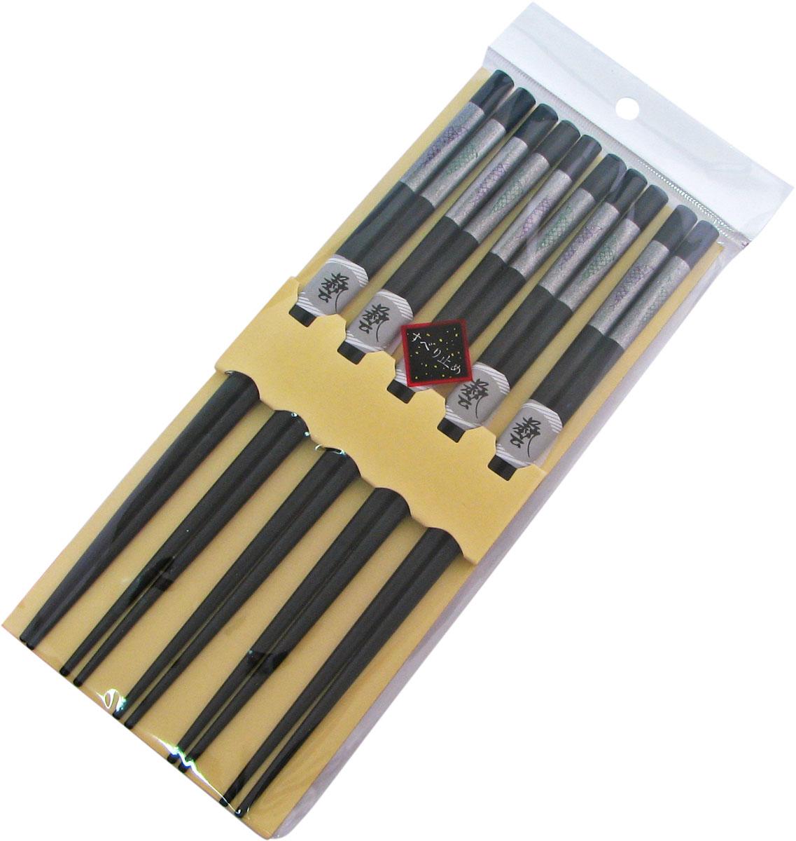 Палочки бамбуковые, цвет: черный, 10 шт. 40359 набор для кухни pasta grande 1126804