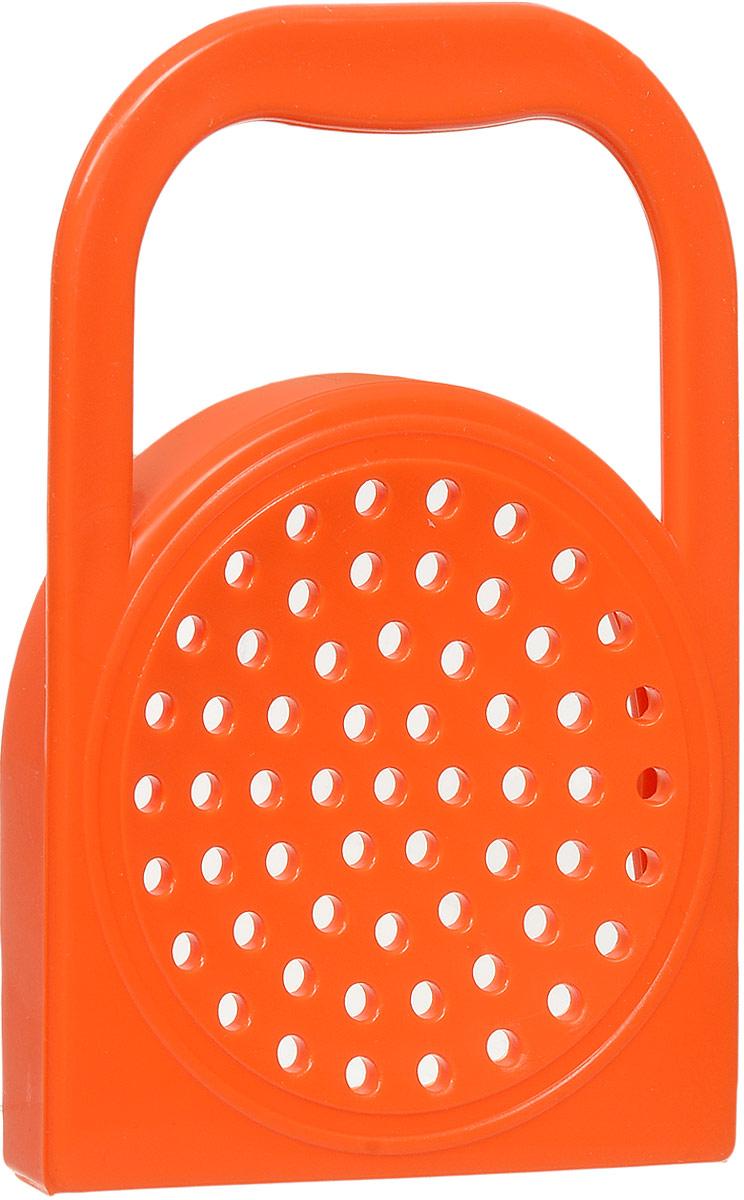 Крышка для слива жидкости из банки Libra Plast, цвет: оранжевыйLP0026_оранжевыйКрышка для слива с ручкой предназначена для слива жидкости с консервированных ягод, фруктов, а также консервов из овощей.Применение: крышку надеть на горлышко банки, банку держать под наклоном, пока не сольется жидкость.Используется для стеклянных банок диаметром до 7,5 см.