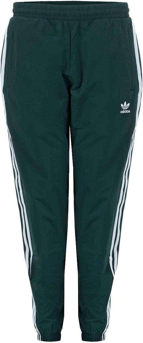 Брюки спортивные мужские Adidas Warm-Up Tp, цвет: зеленый. CW1282. Размер M (48/50)CW1282