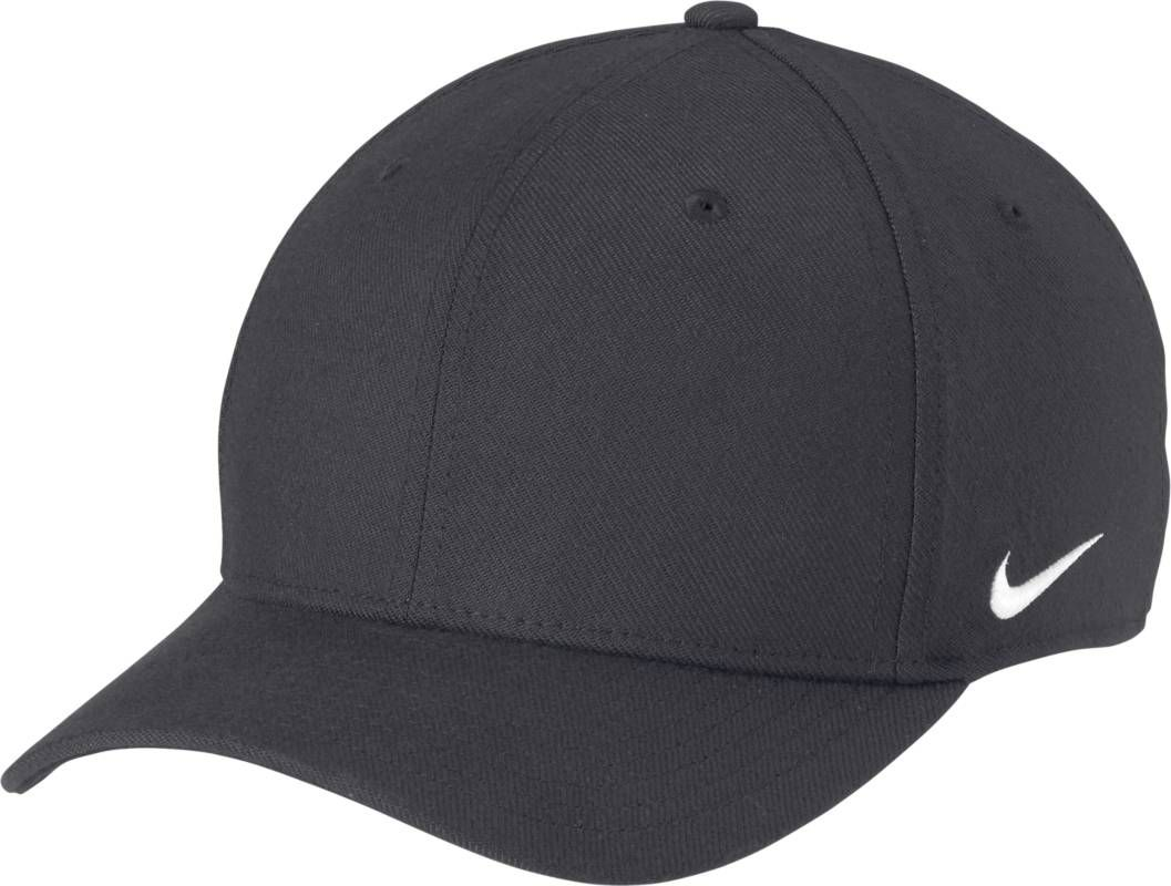 Купить Бейсболка мужская Nike Team DF Swoosh Flex, цвет: серый. 867308-060. Размер M/L (57/58)