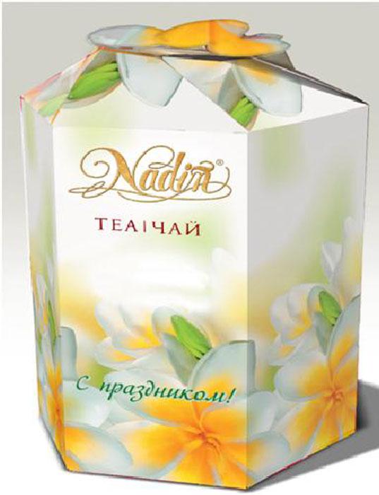 Nadin С Праздником чай зеленый, 150 г
