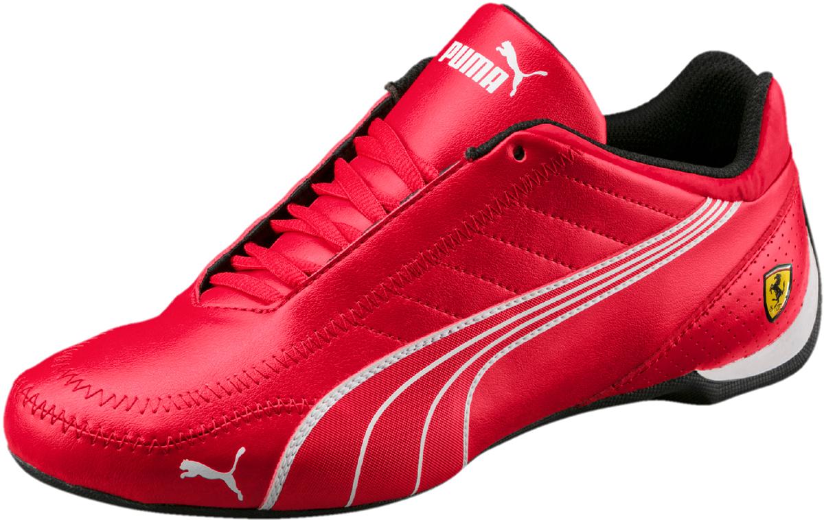 Кроссовки мужские Puma Sf Future Kart Cat, цвет: красный. 30617001. Размер 7,5 (40)