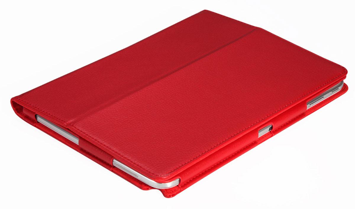 IT Baggage чехол для Huawei Media Pad M3 Lite 10, Red чехол для планшета it baggage для memo pad 7 me572c ce красный itasme572 3 itasme572 3