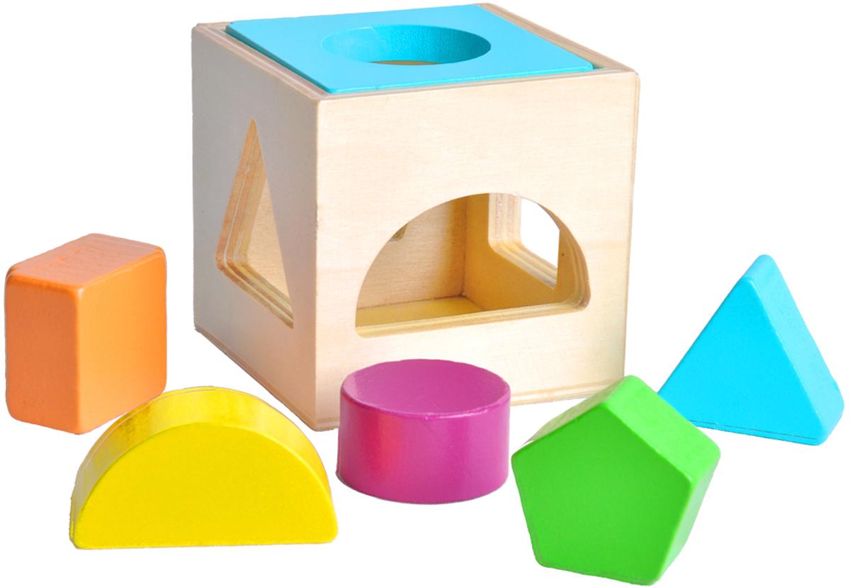 Mapacha Обучающая игра Сортер Кубик