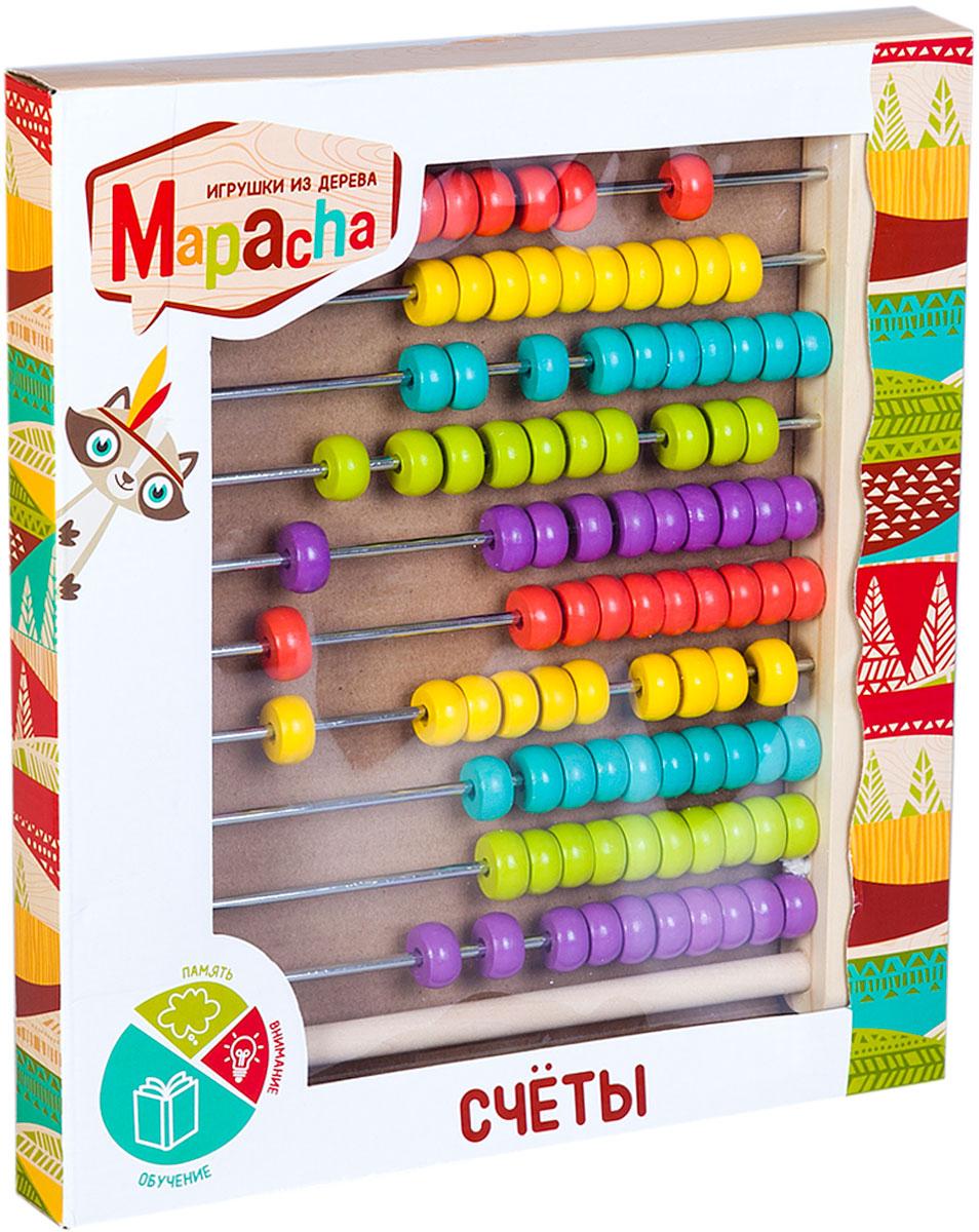 Mapacha Обучающая игра Счеты большие mapacha обучающая игра весы клоун