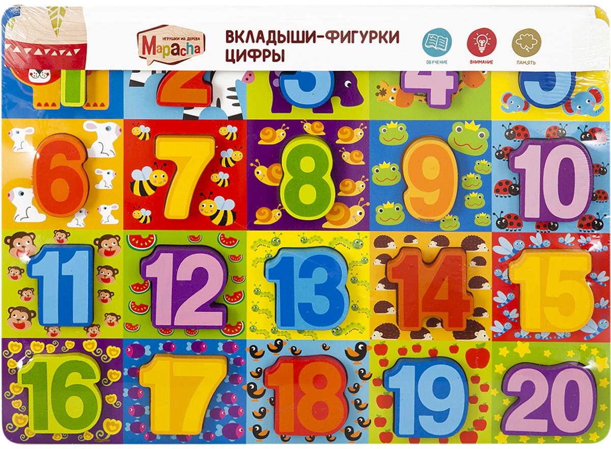 Mapacha Пазл для малышей Вкладыши Цифры игрушка для животных каскад удочка с микки маусом 47 см