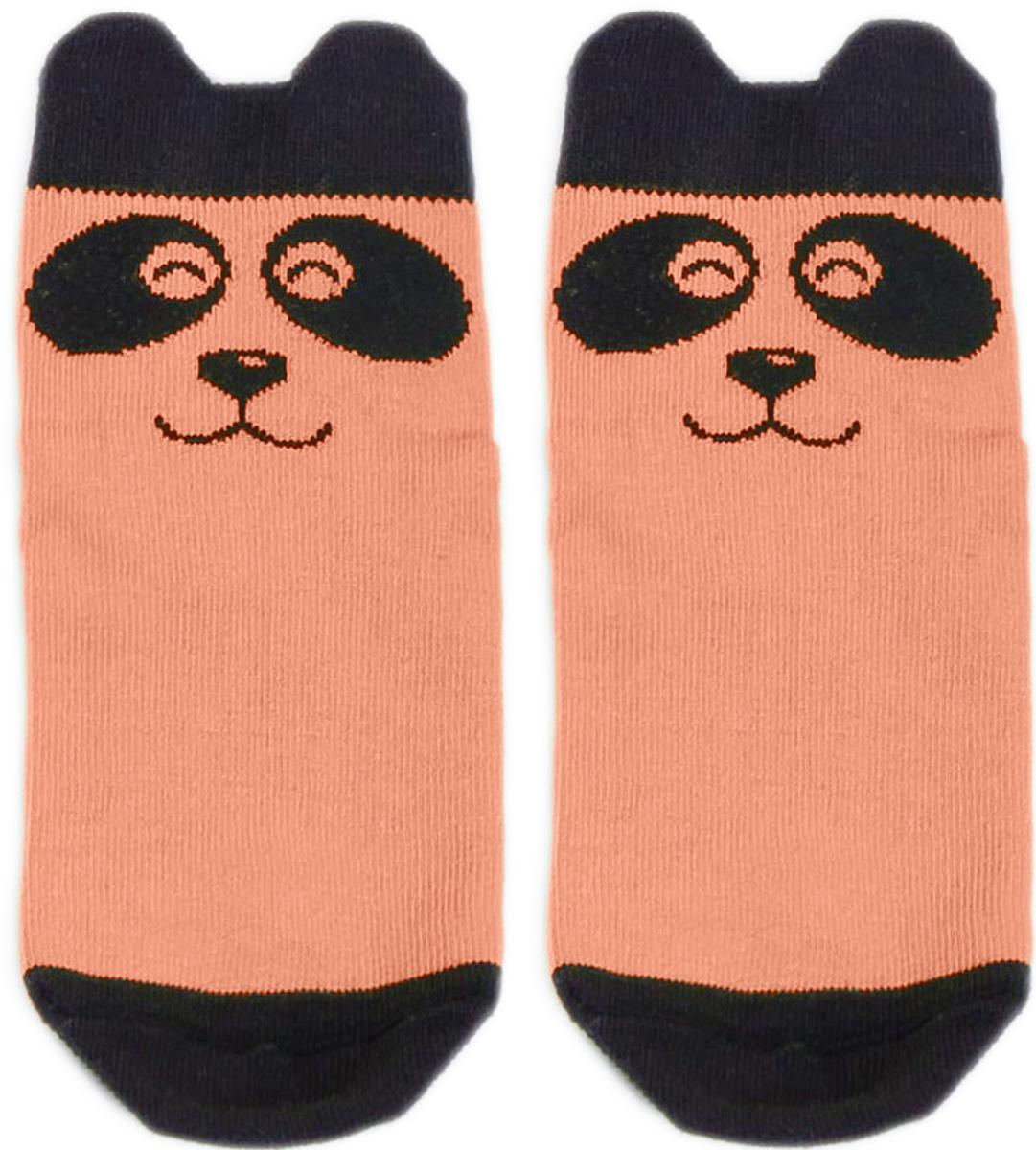 Носки детские Mark Formelle, цвет: лососевый. 405K-315_B3-6405K. Размер 28/30