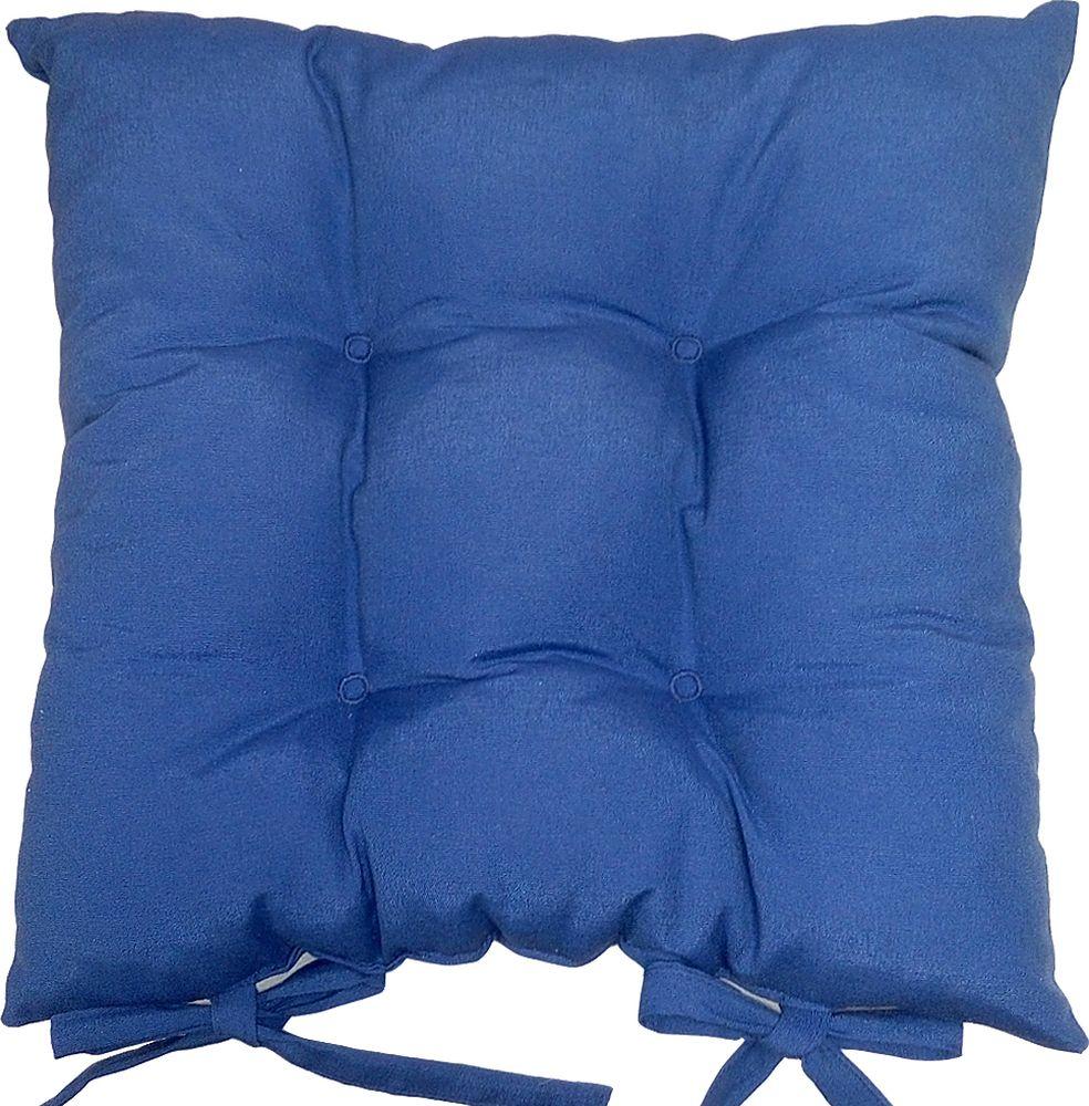 Подушка на стул Altali Lapis blue, 41 х 41 см подушки pastel подушка на стул