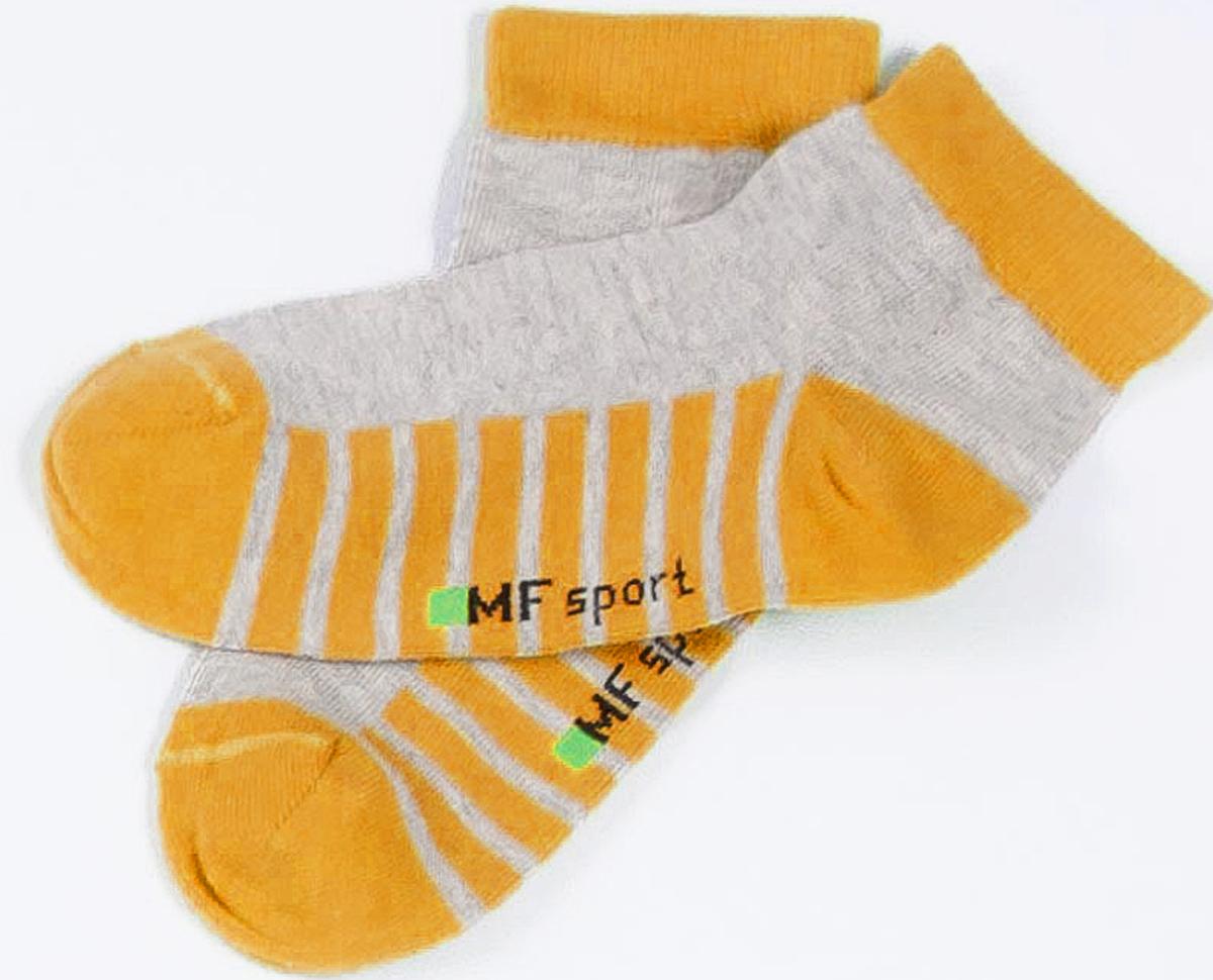 Носки детские Mark Formelle, цвет: оранжевый. 404C-314_B3-6404C. Размер 28/30404C-314_B3-6404C