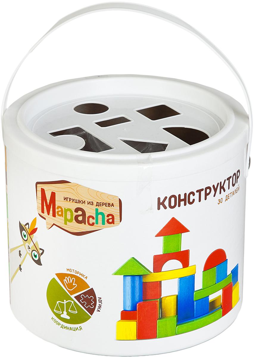 Mapacha Обучающая игра Конструктор конструктор mapacha конструктор сортер 50 элементов 76735