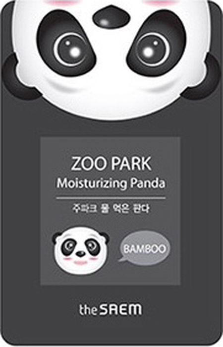 The Saem Маска для лица увлажняющая Zoo Park Water Moisturizing Panda, 25 млСМ1504Питает и увлажняет кожу. Помогает удержать влагу в клетках кожи. Устраняет сухость и борется с шелушение. Кожа получает заряд увлажнения на весь день. Выводит токсины. Делает кожу более упругой и эластичной. Защищает кожу от негативного воздействия окружающей среды.