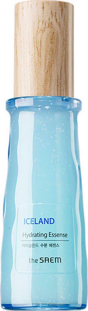 The Saem Эссенция увлажняющая Iceland Hydrating Essence, 60 млСМ2469Увлажняющая эссенция на основе ледниковой исландской воды. Содержит исландский мох, ламинарию, благодаря чему интенсивно увлажняет кожу, поддерживая естественный гидролипидный слой, предотвращает потерю влаги, активирует регенерацию, обладает высокой антимикробной активностью. Экстракты черники и клюквы укрепляют и очищают стенки сосудов, тонизируют. Минеральная вода насыщает кожу микро- и макроэлементами. Керамиды улучшают упругость эпидермиса. Текстура средства моментально впитывается, не оставляя жирной пленки.