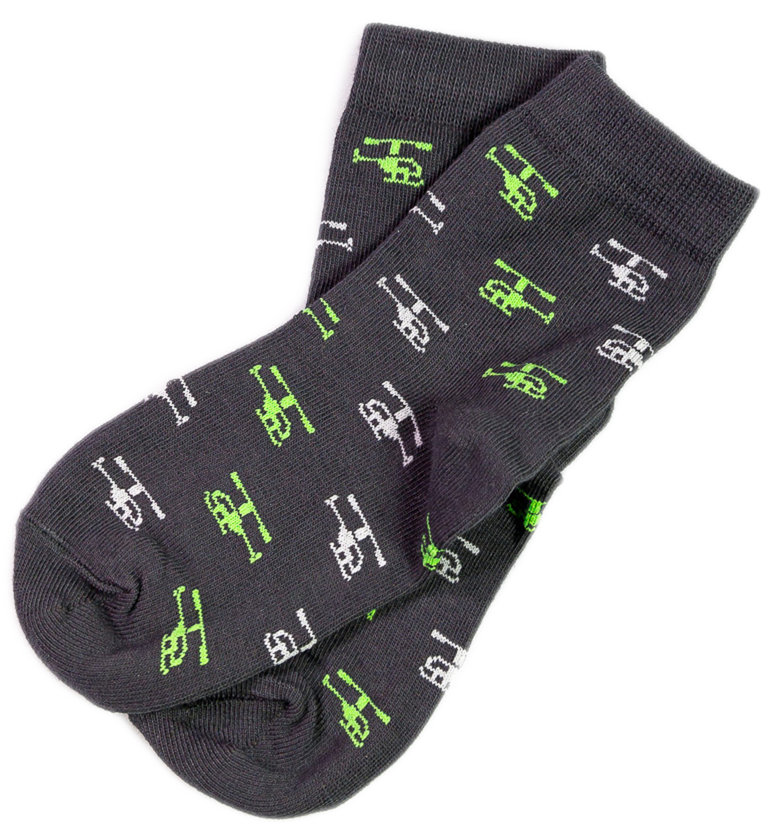 Носки детские Mark Formelle, цвет: графитовый. 400K-533_B3-8400K. Размер 25/27400K-533_B3-8400K