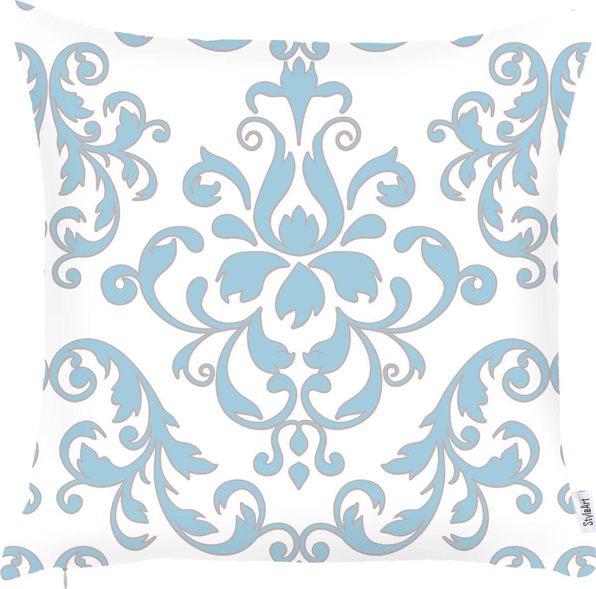 Декоративные чехлы для подушек Apolena изготовлены из микрофибры.   Многообразие дизайнов чехлов Apolena позволяет подобрать варианты к  любому современному интерьеру.  Ткань обладает грязеотталкивающими свойствами, хорошо держит форму, не выцветает и не линяет во время  стирки.