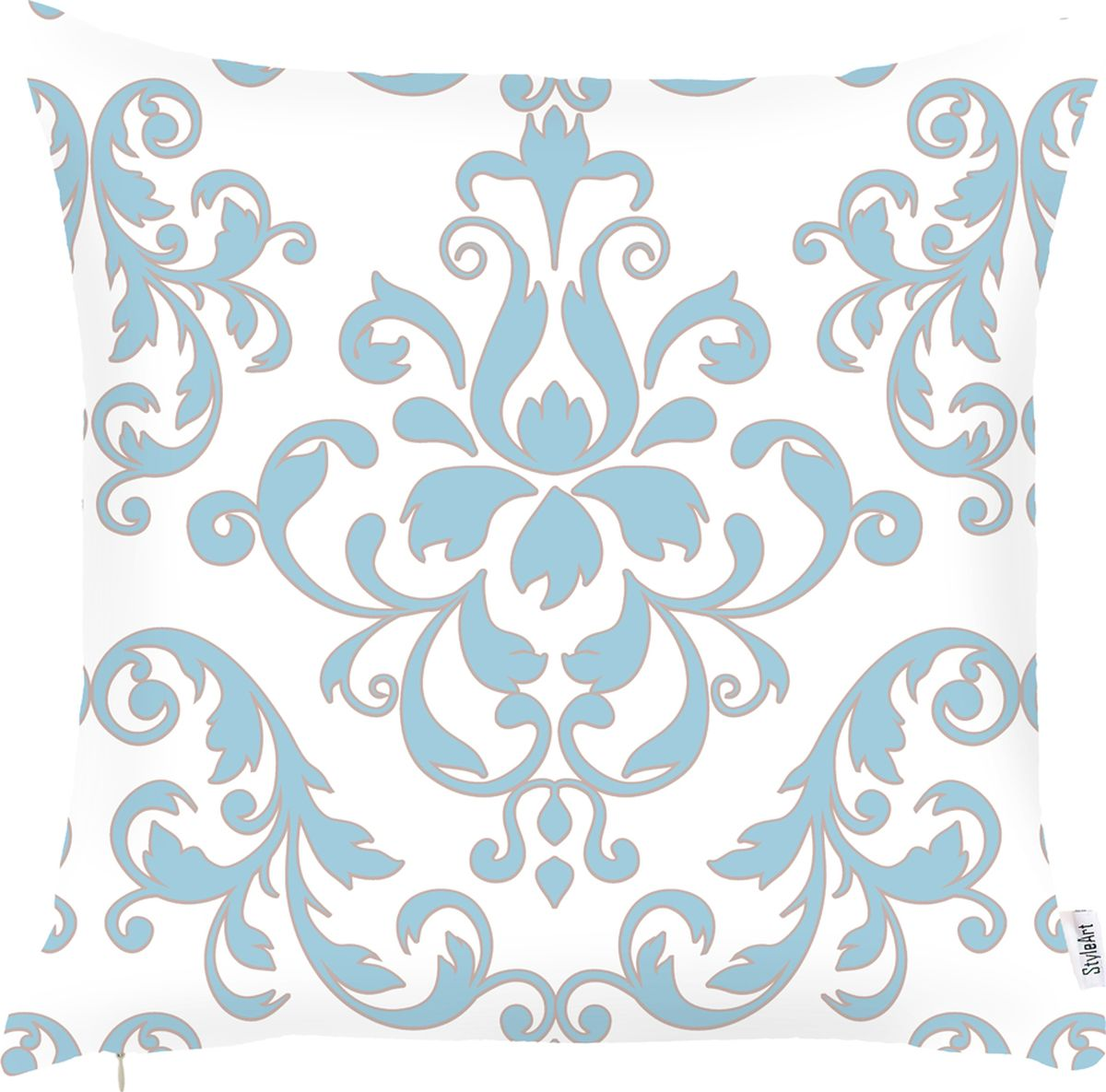 Чехол для декоративной подушки Apolena Azure sky, 45 х 45 смP302-8818/3